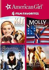 American Girl: Kit Kittredge/Samantha Holiday/Molly on Home Front/Felicity DVD