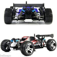 WLtoys A959 OFF-road RC Racing Car 2.4G 1:18 Remote Control High Speed Stunt SUV