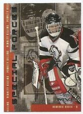 98/99 UPPER DECK MVP SPECIAL FORCES Hockey (#F1-F15) U-Pick from List