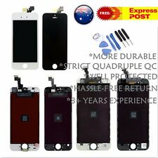 For iPhone 5 5S 5C 6 6 Plus Screen Replacement Cracked Touch Digitizer Assembly