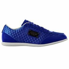Firetrap Dr Domello Casual Trainers Mens Blue Fashion Trainers Sneakers Footwear
