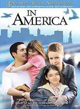 In America (DVD-2004) BRAND NEW *** both Full & Widescreen Versions***