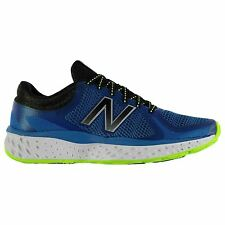 New Balance M720v4 Running Shoes Mens Blue/Lime Trainers Sneakers Sports Shoes