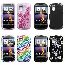 For HTC Amaze 4G Design Snap-On Hard Case Phone Cover