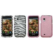 For Samsung Fascinate i500 Diamond Diamante Bling Rhinestone Case Cover