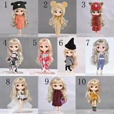 Trendy/Casual Doll Clothes Outfit Set for 12'' Barbie Blythe Doll Clothing ACCS