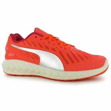Puma Ignite Ultimate Running Shoes Womens Peach/Rd Trainers Sneakers Sports Shoe
