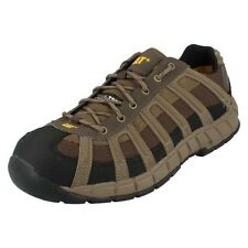 Mens Caterpillar Steel Toe Shoes Style - Switch ST S1
