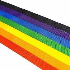 Grosgrain Ribbon Large Wholesale Rolls Polyester - 3mm 6mm 10mm 13mm 19mm 25mm