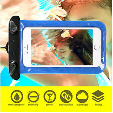 Waterproof Underwater Diving Swim Pouch Dry Bag Cover For Samsung Mobile Phones
