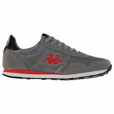 Kappa Mens Gents Neelix Trainers Laces Fastened Ventilation Padded Shoes