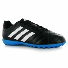 adidas Goletto Astro Turf Trainers Soccer Shoes Lace Up Boys Childrens