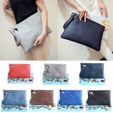 Fashion New Women Leather Handbag Clutch Envelope Shoulder Evening Bag Purse