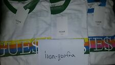 RARE Guess X ASAP Rocky Ringer Tee Green Size S Small NWT A$AP