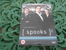 Spooks - Series 6 - Complete (DVD, 2008, Box Set)