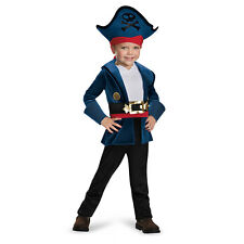 Toddler Classic Neverland Pirates Captain Jake Costume