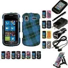 For Samsung Focus i917 Design Snap-On Hard Case Phone Cover Accessories