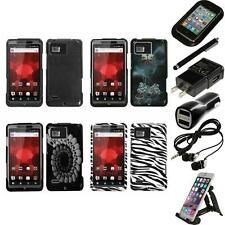 For Motorola Droid Bionic XT875 Design Snap-On Hard Case Phone Cover Accessories