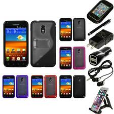 For Samsung Epic Touch 4G D710 TPU Hard Case Skin Phone Cover Accessories