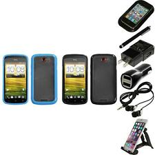 For HTC One S TPU Hard Case Skin Phone Cover Accessories