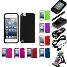 For Apple iPod Touch 5th 6th Gen Snap-On Hard Case Skin Accessory Accessories