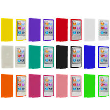 Color Silicone Soft Rubber Gel Skin Case Cover for iPod Nano 7th Generation 7G 7
