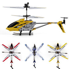 New Authentic S107G 3 Channel RC Remote Control Helicopter Quadcopters with Gyro