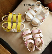 2017 Toddler Baby Girl Roman Sandals Princess Kids Student Girl Fashion Sandals