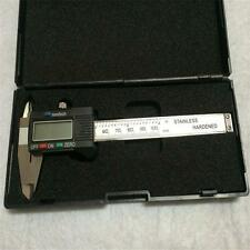 LCD Electronic Digital Gauge Stainless Vernier Caliper 100/150mm Micrometer BH*