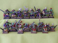 WARMONGER MERCENARY ORCS WELL PAINTED METAL - MANY MODELS TO CHOOSE FROM