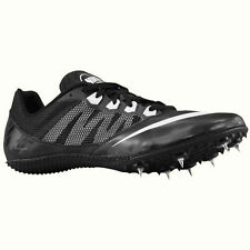 New Nike Zoom Rival S7 Track Sprint Running Spike Shoes Black 616313-001 Mens