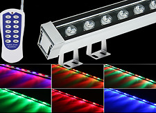 36W LED Wall Washer Linear Light RGB Warm White Red Green Blue Purple Yello IP65