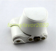 Fashion PU leather Camera Bag Case Cover Pouch For Sony A5000  NEX 3N HQ Camera
