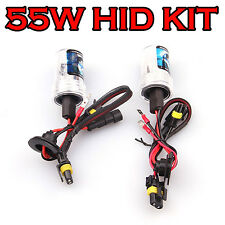 55W HID CAR KIT Vehicle Xenon Conversion Kit Slim AC H7 6000K Ballast H3 9005 /6