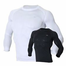 Thermal Base Layer Mens Underwear Compression Long Sleeve Shirts Napping LSM