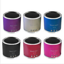 New Mini Bluetooth Speaker FM Radio USB Micro SD TF Card MP3 Player 1PC