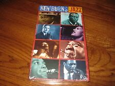 KEN BURNS JAZZ: The Story of America's Music 5-CD Set] Rare & OOP + I Ship Fast