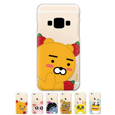 S2B Kakao Friends Flower Jelly Bumper Cover Case For Samsung Galaxy J3 (2016)