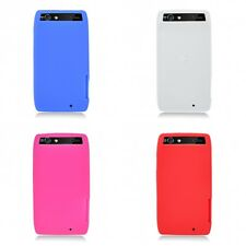 For Motorola Droid Razr XT912 Case Silicon Gel Rubber Soft Flexible Phone Cover