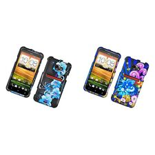 For HTC EVO 4G LTE Design Hard Snap-On Phone Case Cover Skin