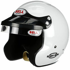 Bell - Sport Mag Open Face Auto Racing Helmet - Snell SA2015 - Large & X-Large