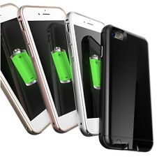 """Luxury 3000mah Power Bank Battery Backup Case Charger Cover For iPhone 7 4.7"""""""