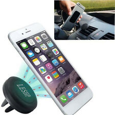 Car Magnetic Air Vent Mount Holder Stand For Mobile Cell Phone iPhone 6 Plus HT