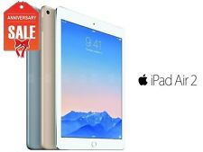 Apple iPad Air 2 64GB WiFi Cellular (UNLOCKED) 9.7 GOLD GRAY SILVER (R-D)