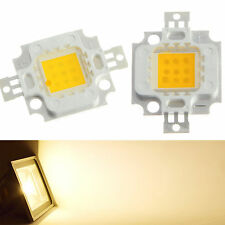 10pcs 20pcs 10W Warm White LED Beads Flood light DIY Lamp SMD Chip DC 9.2-10.5V