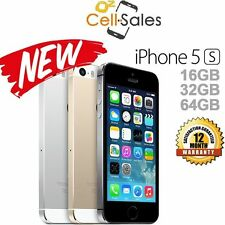 New Factory Unlocked APPLE iPhone 5S 16GB 32GB 64GB 4G GSM LTE Smartphone Mobile