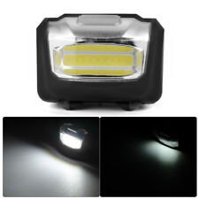 Mini COB LED Headlamp Headlight Head Lamp Torch Flashlight Hunting Camping