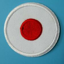 Japan Flag Iron on Sew Patch Applique Badge Embroidered Biker Applique Japanese