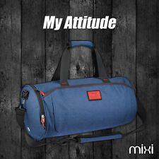 Mixi Duffel Bag Carry-On Gym Sports Fitness Bag Travel Hiking Pack Luggage Pack