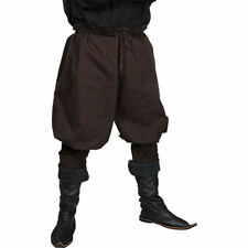 Renaissance Pants, XL, Brown, Reenactment, Pirate, Period, Medieval, LARP, Garb